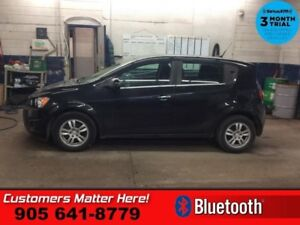 2013 Chevrolet Sonic LT  BLUETOOTH  ALLOYS PWR-GROUP
