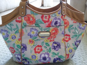 Women's Naturalizer floral printed handbag purse New with tags London Ontario image 1