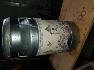 Vintage Cherry Burrell Corporation  R.O.T.H.O milk can