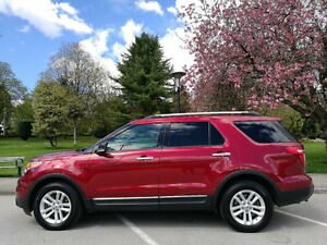 2015 Ford Explorer only $29900