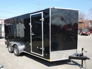 """NEW 2017 STEALTH 7' X 16'+2.5'V EXTRA 6"""" HEIGHT"""