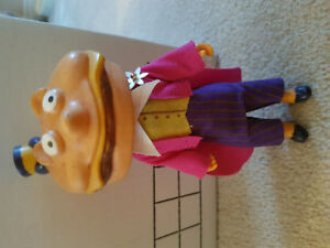 McDonald's mayor mccheese doll
