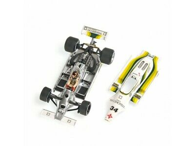 1:43 Williams Ford FW07 De Villota Jarama 1980 1/43 • MINICHAMPS 400800034