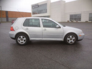 2000 Volkswagen Golf TDI **Air Climatise**Groupe Electrique
