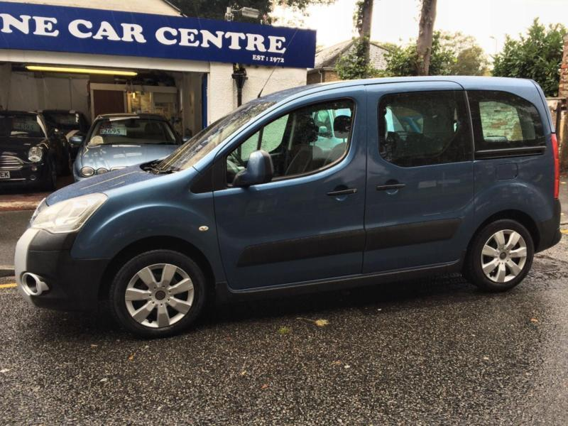 citroen berlingo multispace 1 6 hdi diesel xtr 2009 in maidstone kent gumtree. Black Bedroom Furniture Sets. Home Design Ideas