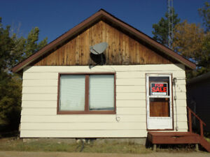 House for Sale on Double lot in Senlac Saskatchewan