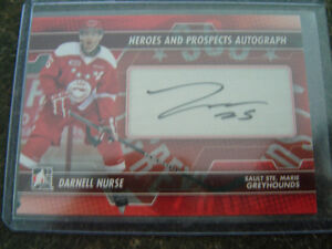 2013-14 ITG H&P Auto Nurse Ritchie Gauthier More...  OBO