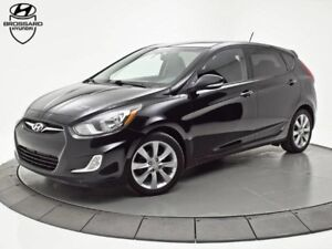 2014 Hyundai Accent GLS A/C TOIT OUVRANT MAGS BLUETOOTH