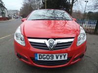Vauxhall/Opel Corsa 1.3CDTi 16v EcoFlex 2009MY 30 POUND ROAD TAX++12 MONTHS MOT+
