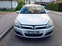 70k Miles ! 2005 Astra 1.6...Low mileage years MOT May 2017... Full Service..4 New Tyres**1250