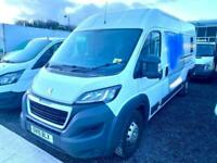 Peugeot Boxer 2.2HDi 130 2014MY Professional 435 L4H2 2015/15 Registration