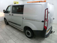 Silver Ford Transit Custom 2.2TDCi 290 Trend ***FROM £239 PER MONTH***
