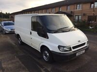 2006 Ford Transit 1 year MOT