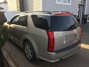 Parting out 2007 Cadillac SRX