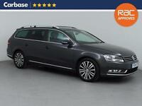 2014 VOLKSWAGEN PASSAT 2.0 TDI 177 Bluemotion Tech Sport 5dr Estate