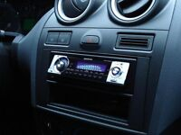 RARE Kenwood KDC W707 Fully Motorised Front Plate In Car Stereo