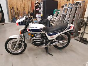 1983 cx650