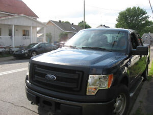 Camionnette Ford 150
