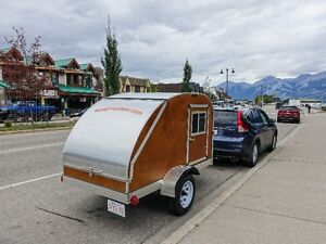 Hand crafted Teardrop trailers made in Alberta. Strathcona County Edmonton Area image 4