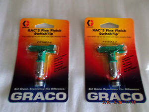 Graco Airless paint sprayer tips for sale
