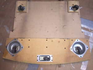 MOVING  DOLLY  CASTER 600 LBS  -TRANSPORTER  DOLLY  DEMENAGER