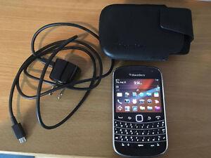 Blackberry Bold 9900 déverrouillé parfait état