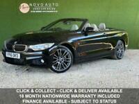 2016 BMW 4 Series 3.0 435D XDRIVE M SPORT 2d 309 BHP Convertible Diesel Automati