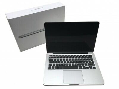 "Apple MacBook Pro 13"" Core i5 2.7Ghz 8GB 256GB SSD (Mid 2015) A Grade Apple BOX"