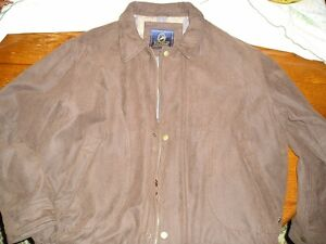 P.G. FIELD MASTERS OF WEATHERWEAR MEN'S LARGE JACKET
