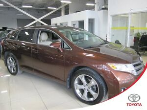 Toyota Venza V6 AWD  TOIT PANORAMIQUE SIEGE EN CUIR 2013