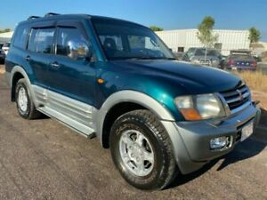 MITSUBISHI PAJERO 2003 AUTO 4X4 Winnellie Darwin City Preview