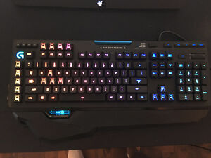 Like New G910 Orion Spark/Retail 230$