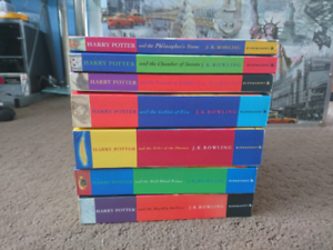 Original******2007 Harry Potter Book Collection