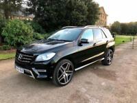 2014 63 Mercedes-Benz ML250 2.1CDI ( 204bhp ) 4X4 7G-Tronic Plus ML250 BlueTec