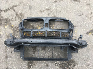 2011 Bmw X5 E70 Radiator Support With Rebar