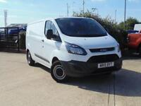 2015 Ford Transit Custom 2.2 TDCi 100ps 290 L2 H1 Base Model Low Roof Van 2 d...
