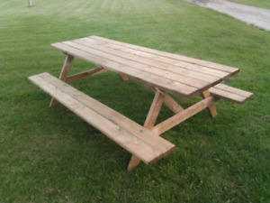 That picnic table guy