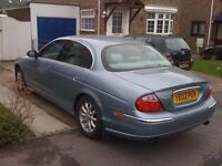 Jaguar S-Type 2.5 V6 Petrol Automatic (2002 Model) Full Leather