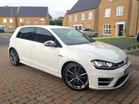 2014 Volkswagen Golf R DSG TOP SPEC