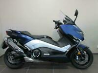 YAMAHA TMAX 530 DX, 17 REG 18223 MILES, XP530DX HEATED SEAT, HEATED GRIPS...