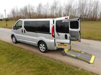2012 Renault Trafic 2.0 Dci WHEELCHAIR ACCESSIBLE DISABLED ADAPTED VEHICLE WAV