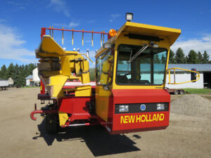 New Holland 1089 Bale Wagon for Sale