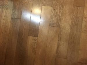 Reclaimed Hardwood - 500 sqft