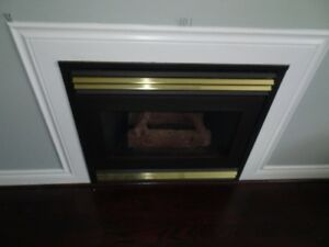 Gas Fireplace - Lennox, GFP(1,2)-4, 20k BTU, 36(w) x 32 x 10