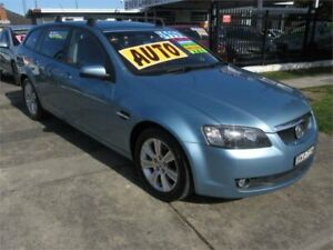 2009 Holden Calais VE MY09.5 Blue 5 Speed Automatic Sportswagon New Lambton Newcastle Area Preview