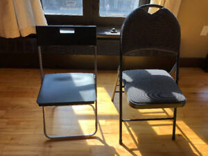 Selling desk chairs - $10 each!
