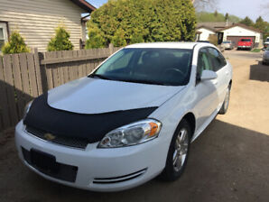 2013 White Impala LT *LOW KM*