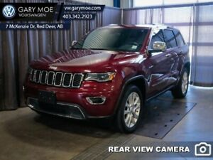 2017 Jeep Grand Cherokee Limited   - FULLY LOADED, CLEAN CARFAX,