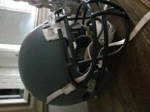 xenith large riddell helmet