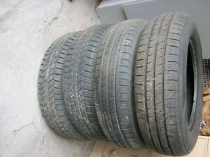 set of 175 70R14 TIRES